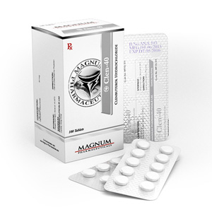 Buy Clenbuterol hydrochloride (Clen) with fast shipping in USA | Magnum Clen-40 at a low price at firesafetysystemsfl.com