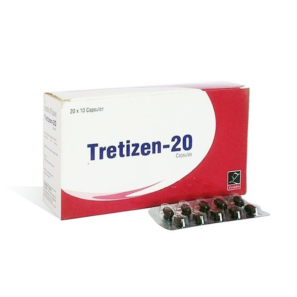 Buy Isotretinoin  (Accutane) with fast shipping in USA | Tretizen 20 at a low price at firesafetysystemsfl.com