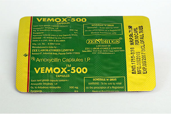 Buy Amoxicillin with fast shipping in USA | Vemox 500 at a low price at firesafetysystemsfl.com